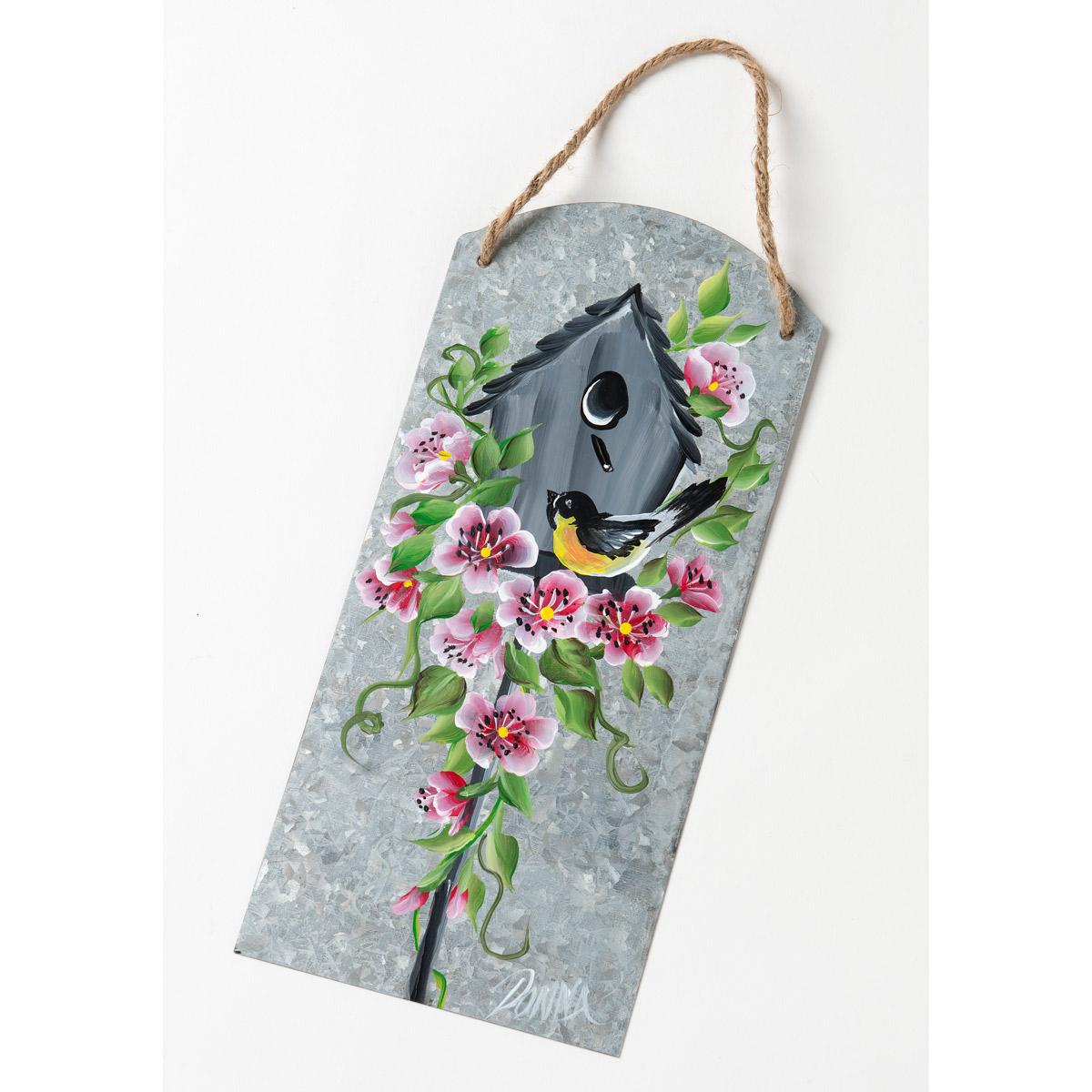 FolkArt ® One Stroke™ Spring Holiday Painting Kit