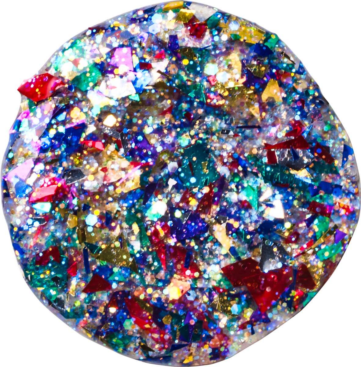 FolkArt ® Glitterific™ Acrylic Paint - Kaleidoscope, 2 oz.