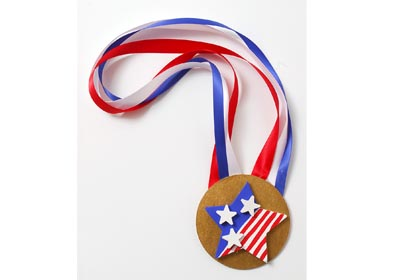 Winter Olympics 2014 Gold Medal