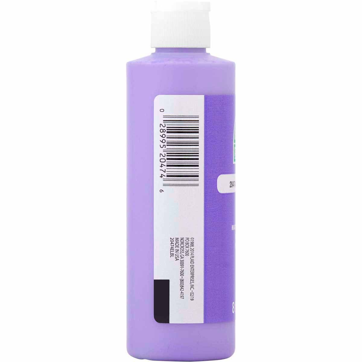 Apple Barrel ® Colors - Petunia Purple, 8 oz. - 20474
