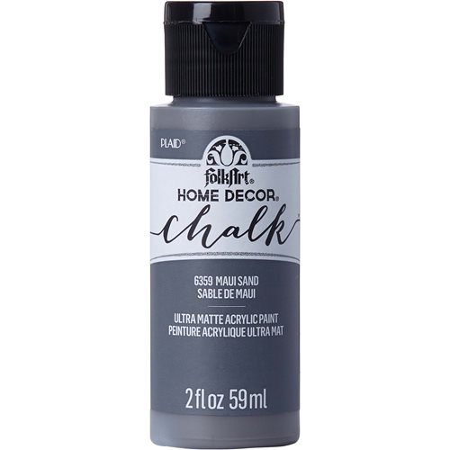 FolkArt ® Home Decor™ Chalk - Maui Sand, 2 oz.