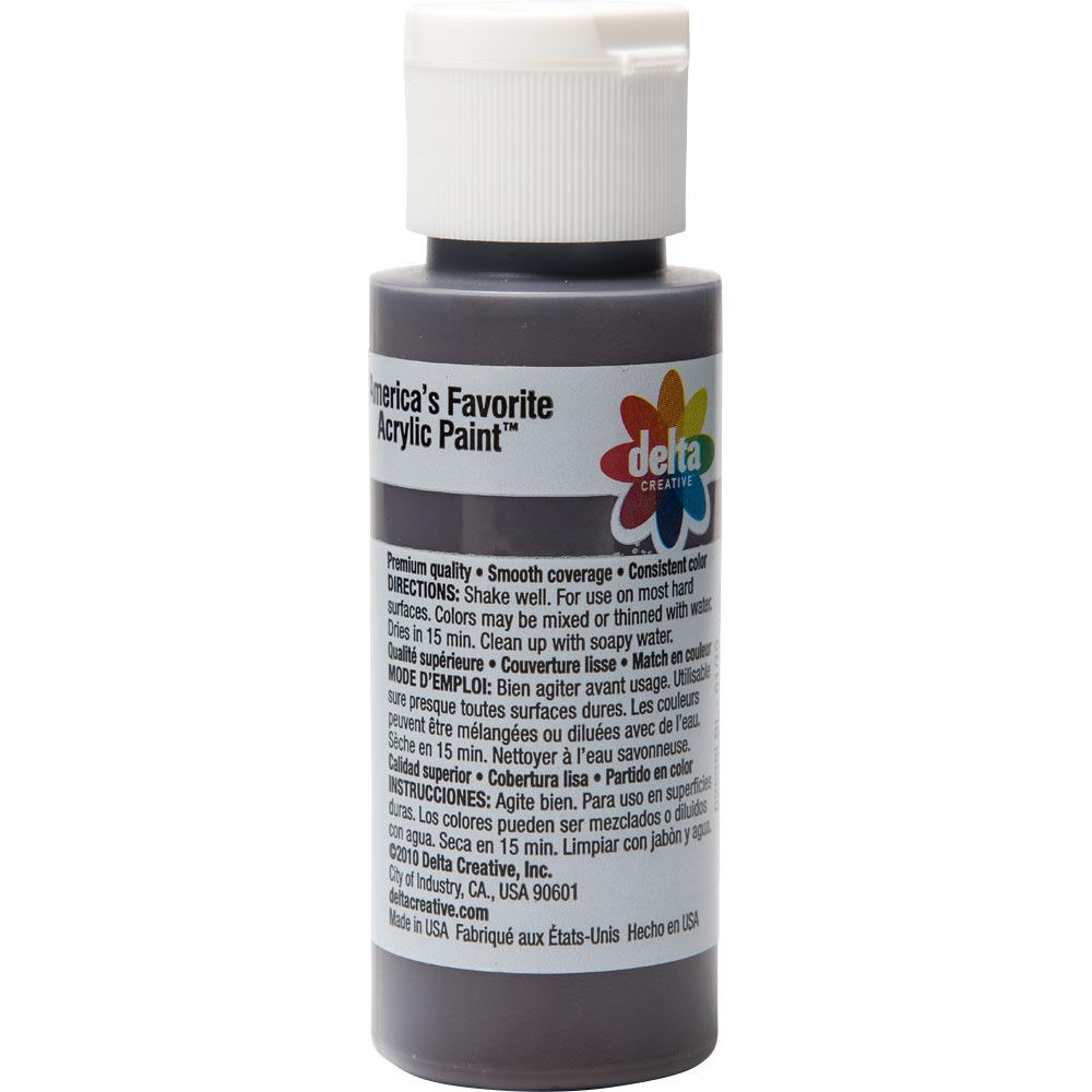 Delta Ceramcoat ® Acrylic Paint - Chocolate Cherry, 2 oz. - 025380202W