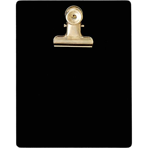 Plaid ® Surfaces - Mini Clipboard Frame - Black - 44948