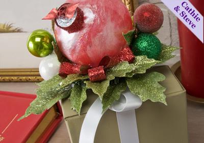 Nested Christmas Ornament