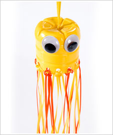 Kids Decor Hanging Jellyfish