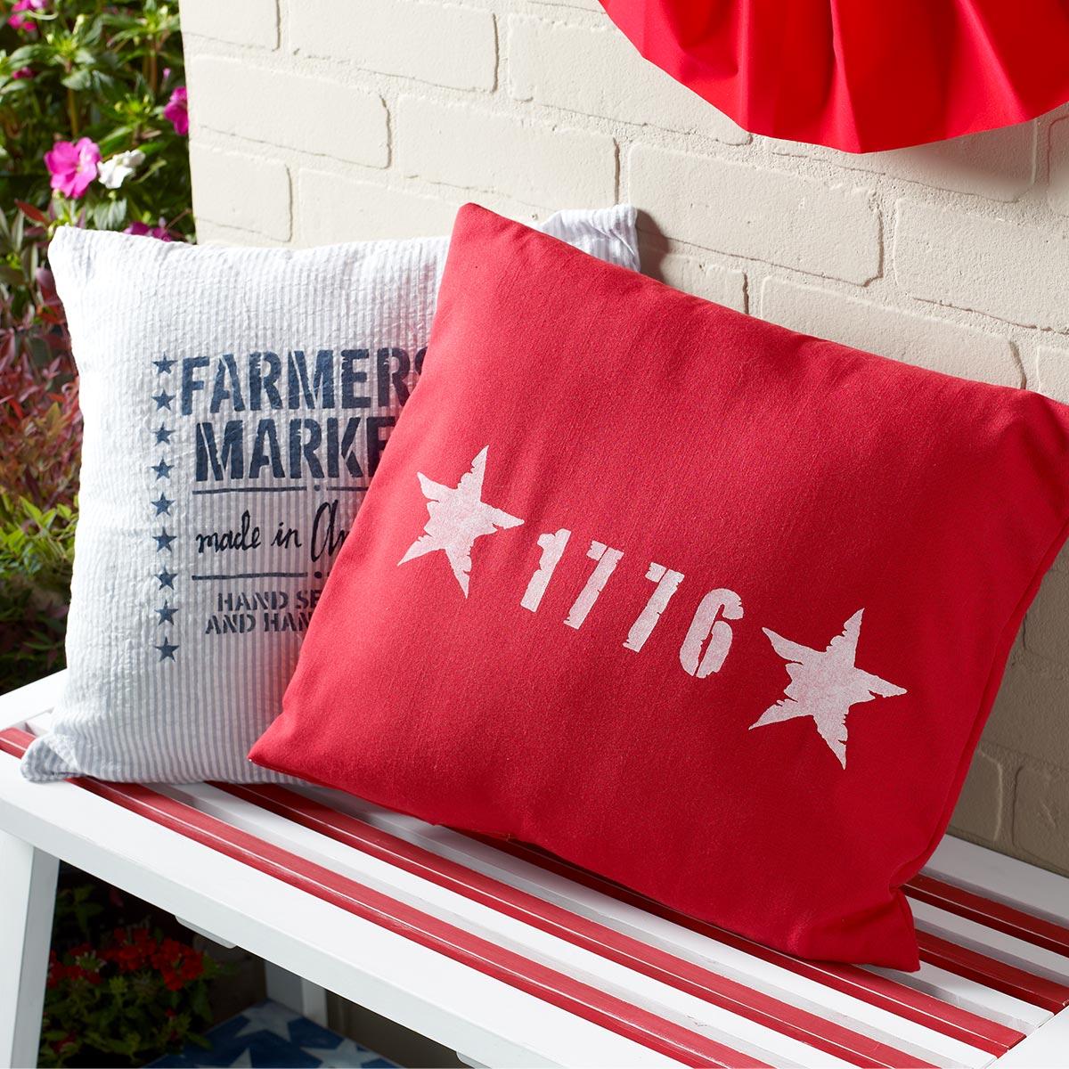 American Farmhouse Pillows