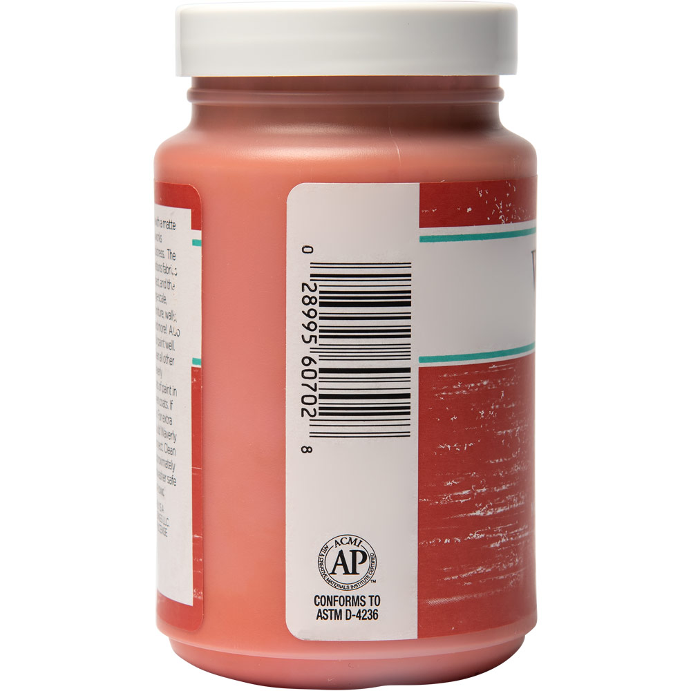 Waverly ® Inspirations Chalk Acrylic Paint - Rhubarb, 8 oz. - 60702E