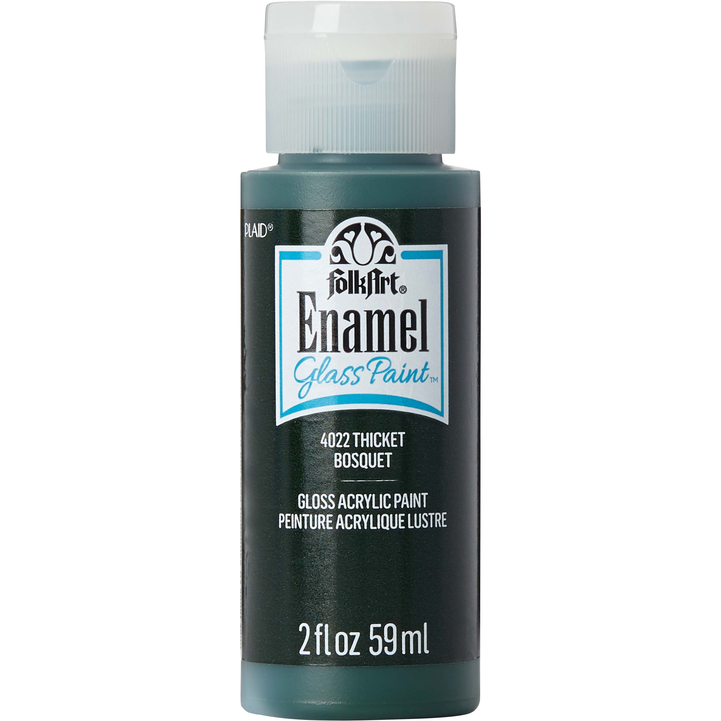 FolkArt ® Enamels™ - Thicket, 2 oz. - 4022