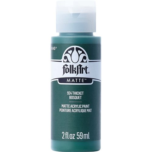 FolkArt ® Acrylic Colors - Thicket, 2 oz. - 924