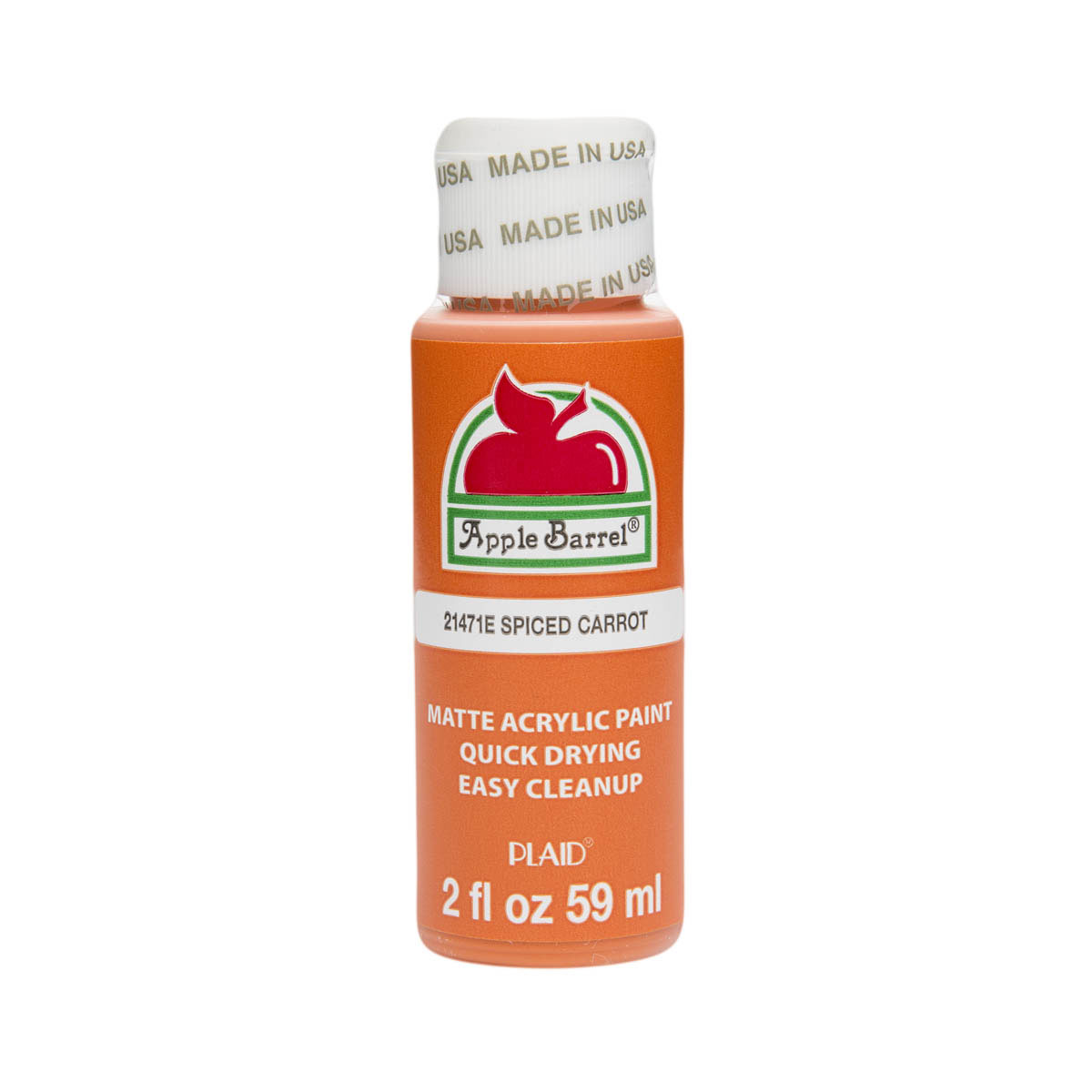 Apple Barrel ® Colors - Spiced Carrot, 2 oz.
