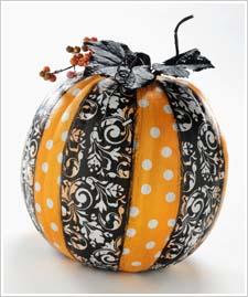 Pumpkin Elegance