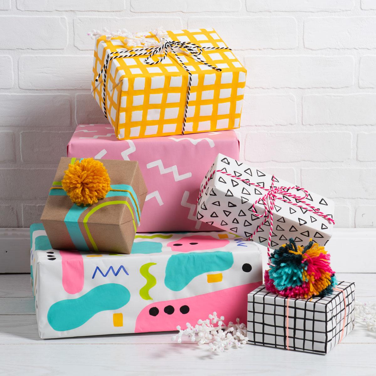 Delta Gift Wrap