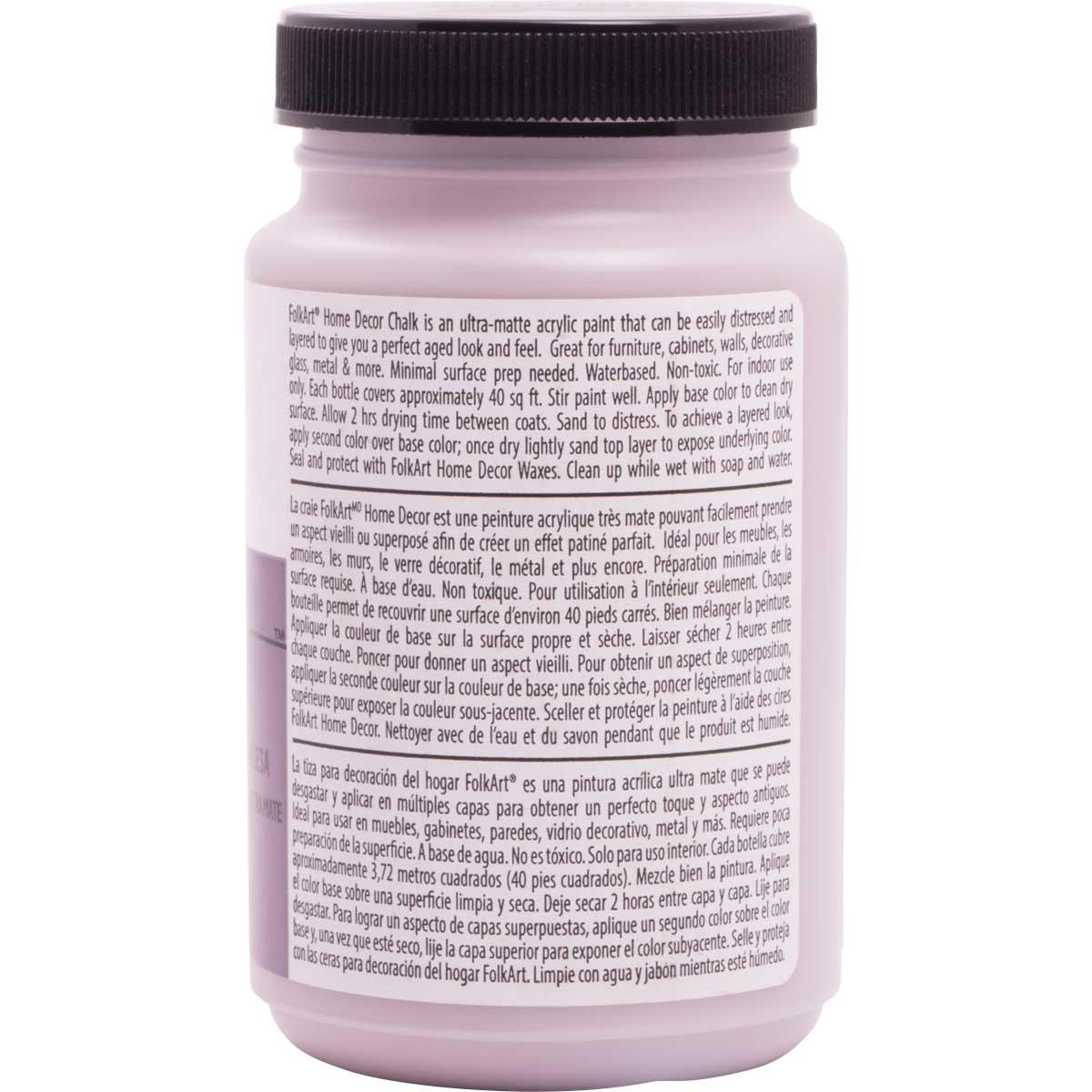FolkArt ® Home Decor™ Chalk - English Lavender, 8 oz.
