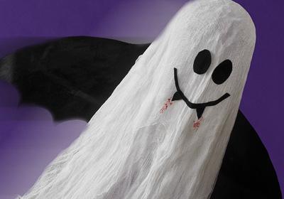 Vampire Stiffy Ghost