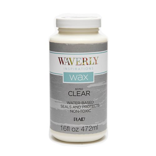 Waverly ® Inspirations Wax - Clear, 16 oz. - 60760E