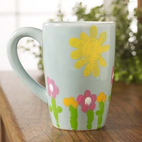 Fingerprint Mug for Mom