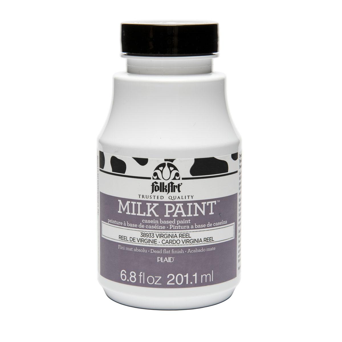 FolkArt ® Milk Paint™ - Virginia Reel, 6.8 oz.