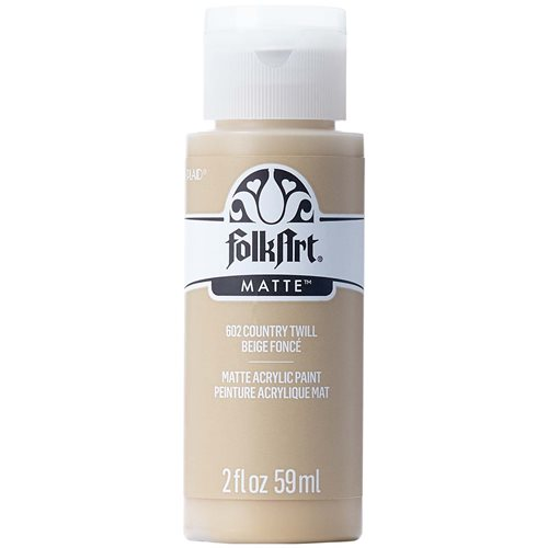 FolkArt ® Acrylic Colors - Country Twill, 2 oz.