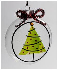 O Christmas Tree Ornament