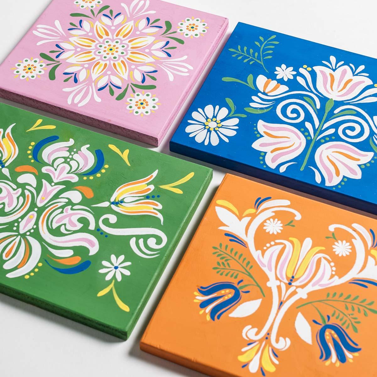 FolkArt ® Acrylic Colors Best Sellers 18 pc, Set 1 - PROMOFAI