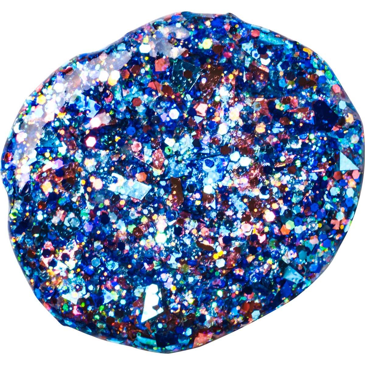 FolkArt ® Glitterific™ Acrylic Paint - Blue Moon, 2 oz.