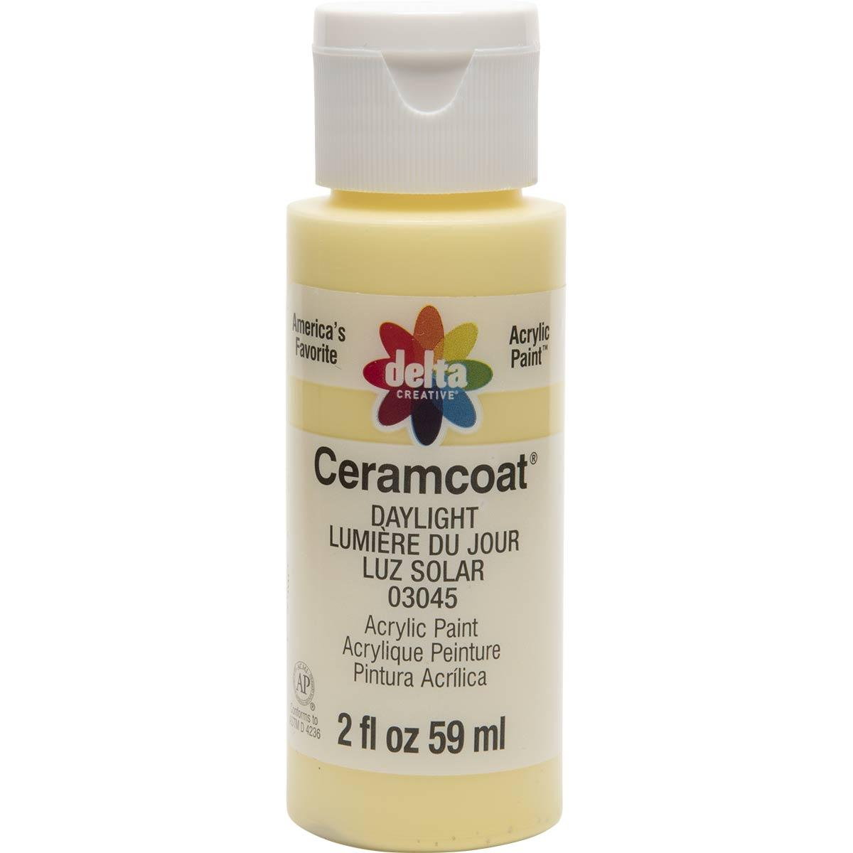 Delta Ceramcoat ® Acrylic Paint - Daylight, 2 oz. - 03045