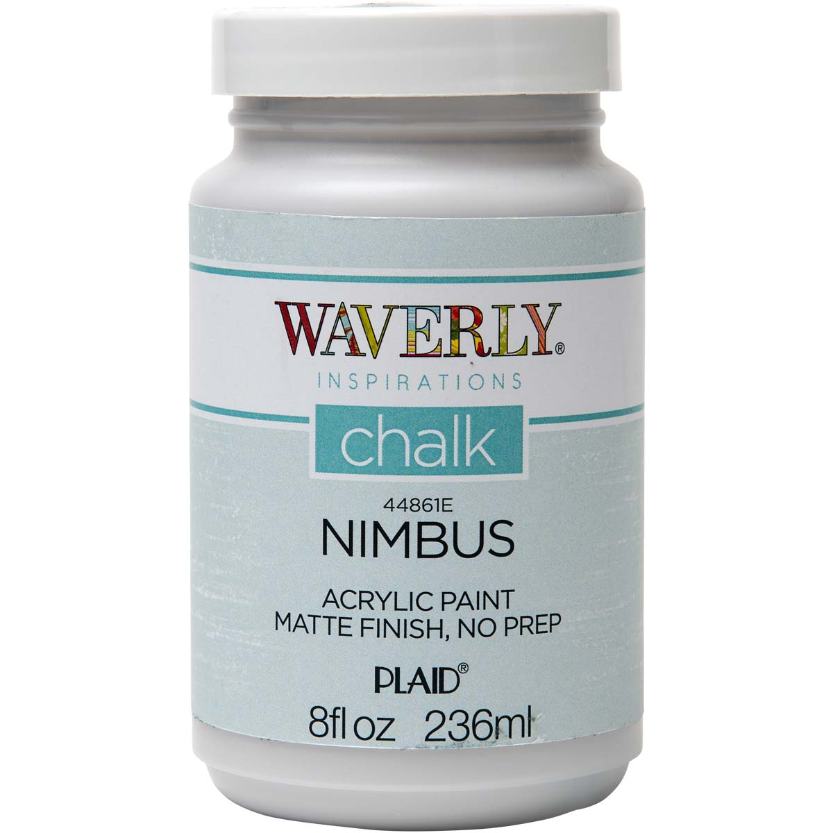 Waverly ® Inspirations Chalk Finish Acrylic Paint - Nimbus, 8 oz.