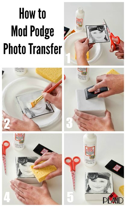 5 Photo Transfer Tips