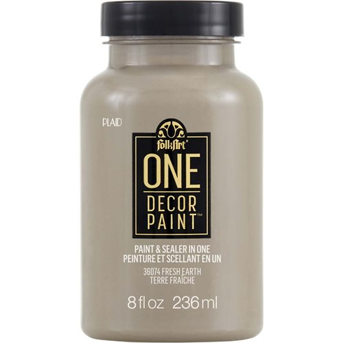 FolkArt ® One Décor Paint™ - Fresh Earth, 8 oz. - 36074