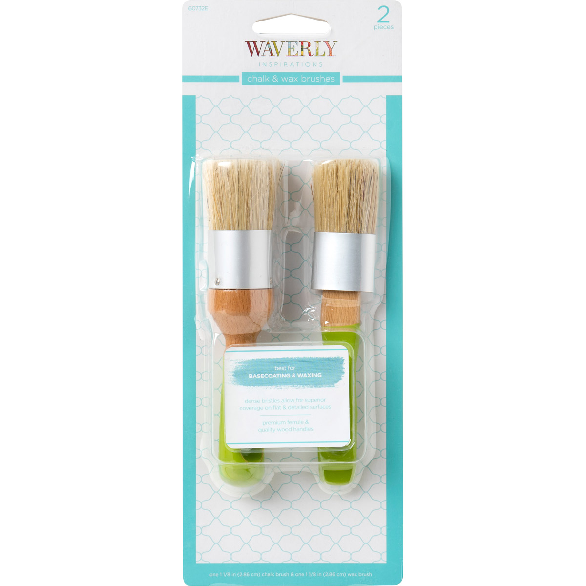 Waverly ® Inspirations Brushes - Chalk & Wax Combo - 60732E