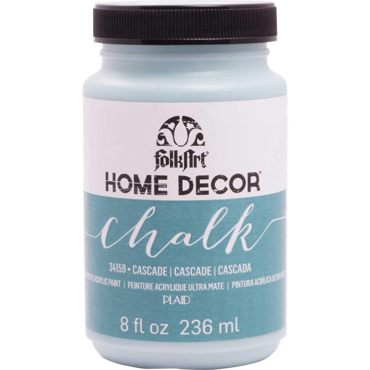 FolkArt ® Home Decor™ Chalk - Cascade, 8 oz. - 34159