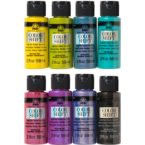 FolkArt ® Color Shift™ Acrylic Paint Set 8 Color