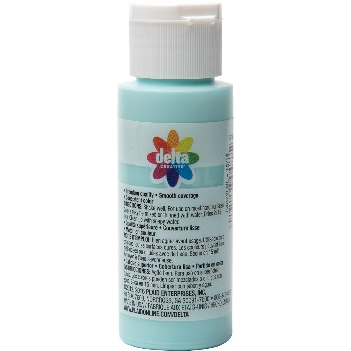 Delta Ceramcoat ® Acrylic Paint - Surfboard, 2 oz.