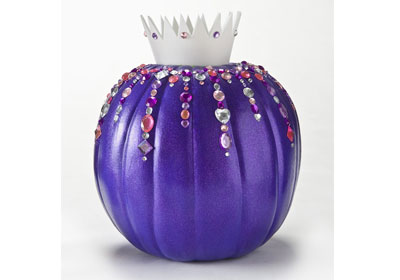 FolkArt Princess Pumpkin