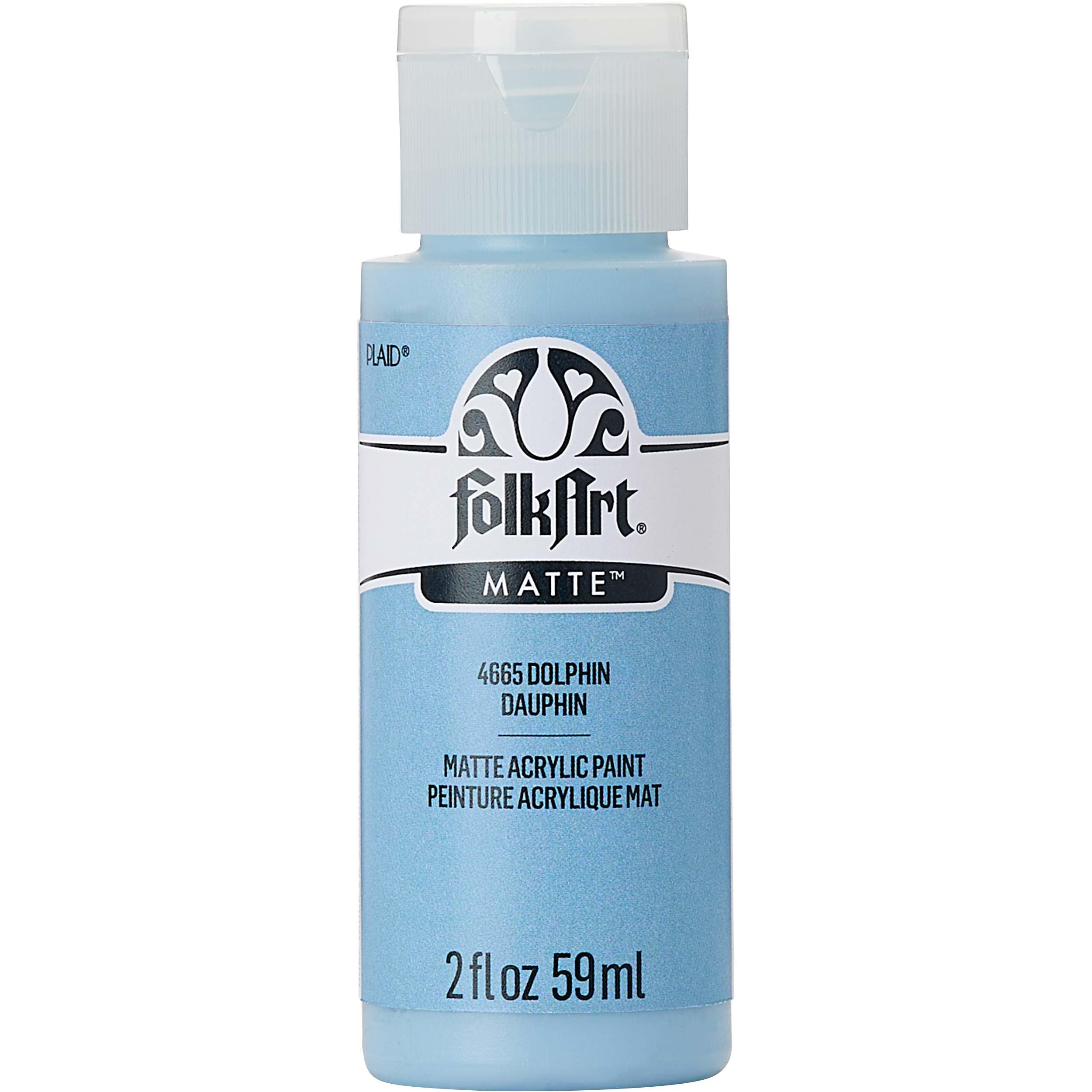 FolkArt ® Acrylic Colors - Dolphin, 2 oz.