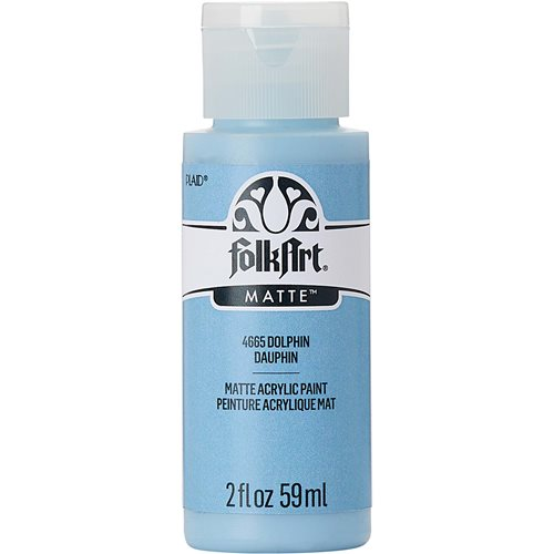 FolkArt ® Acrylic Colors - Dolphin, 2 oz. - 4665