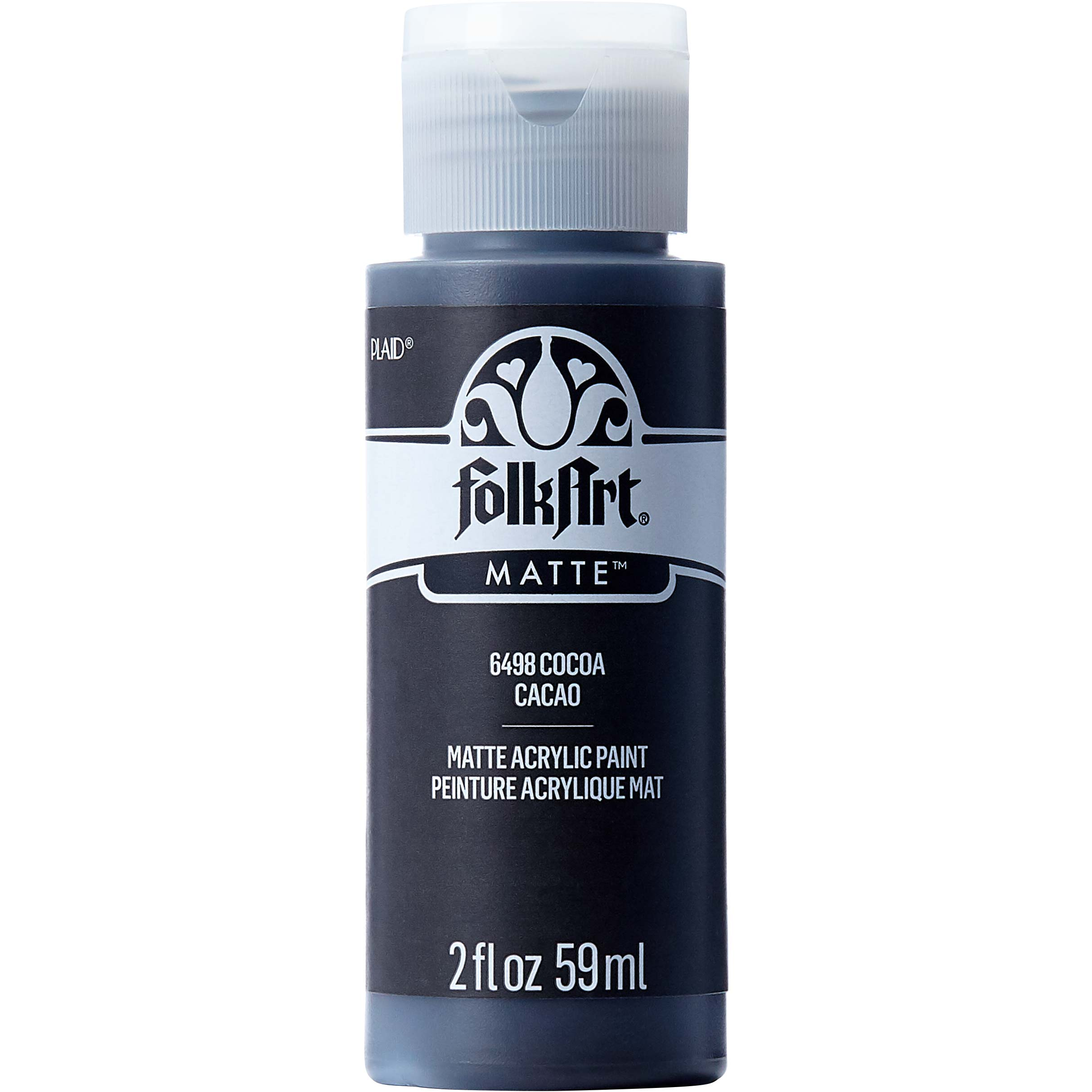 FolkArt ® Acrylic Colors - Cocoa, 2 oz.