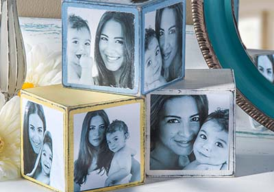 Easy Photo Transfer Mother's Day Gift