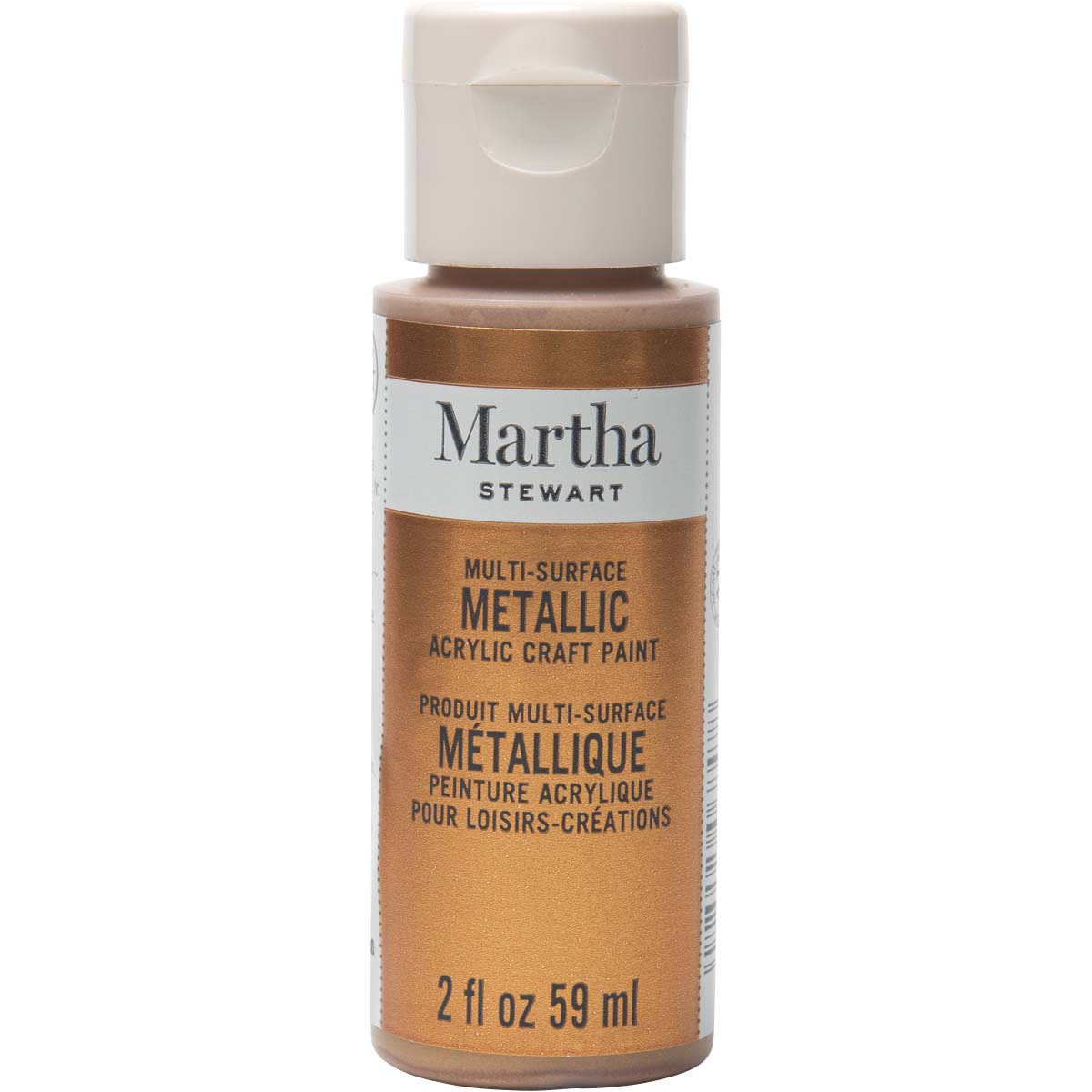 Martha Stewart® 2oz Multi-Surface Metallic Acrylic Craft Paint - Copper