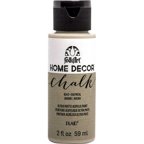 FolkArt ® Home Decor™ Chalk - Oatmeal, 2 oz.