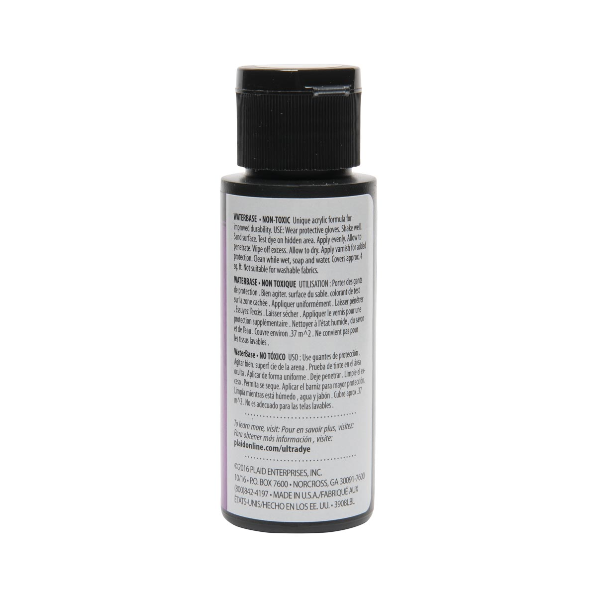 FolkArt ® Ultra Dye™ Colors - Purple Rain, 2 oz.