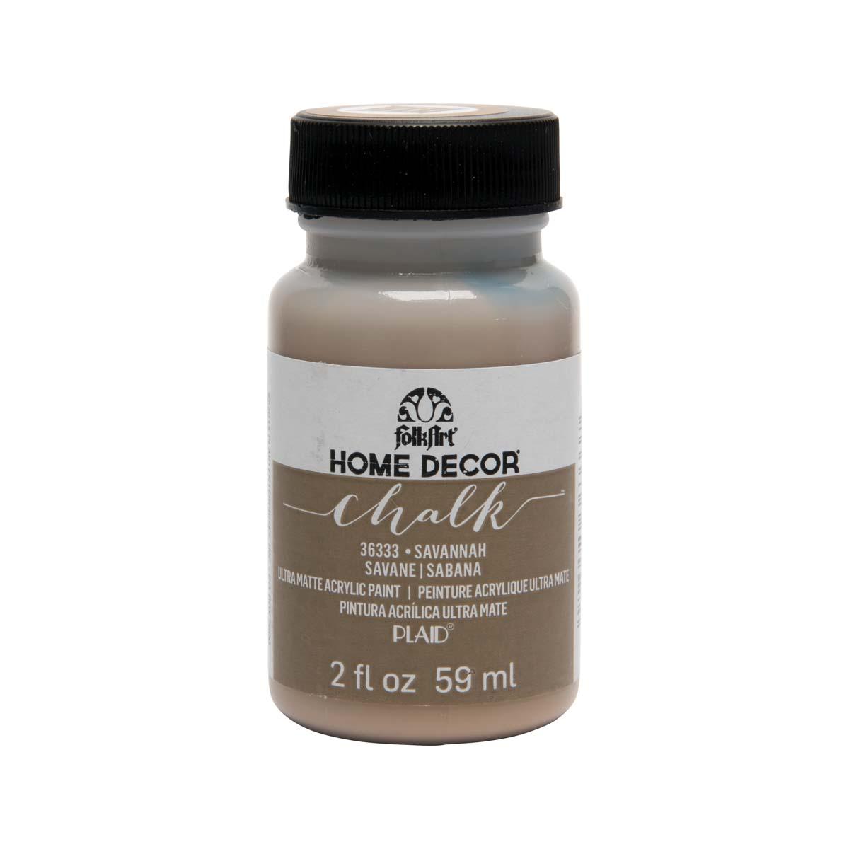 FolkArt ® Home Decor™ Chalk - Savannah, 2 oz.