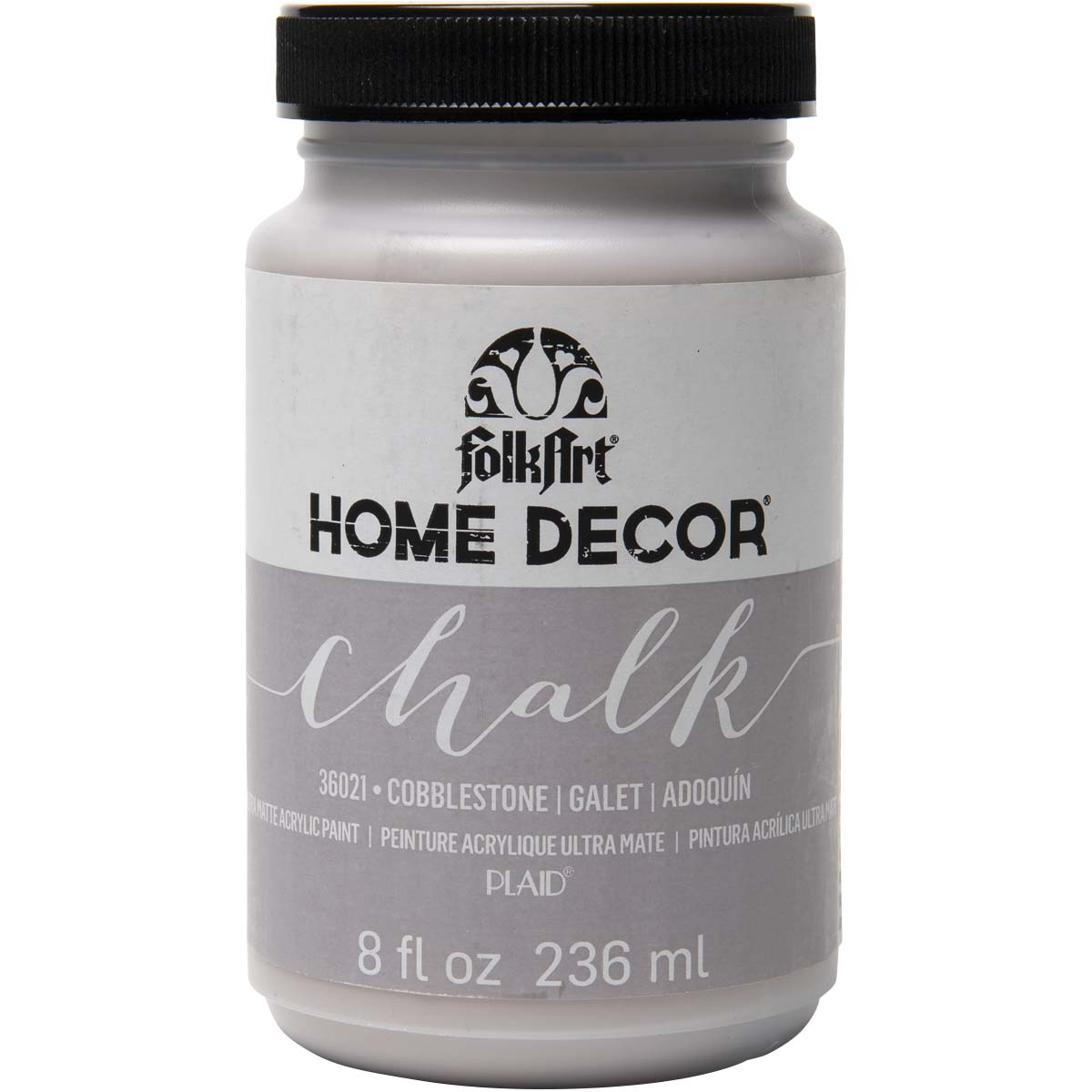 FolkArt ® Home Decor™ Chalk - Cobblestone, 8 oz. - 36021