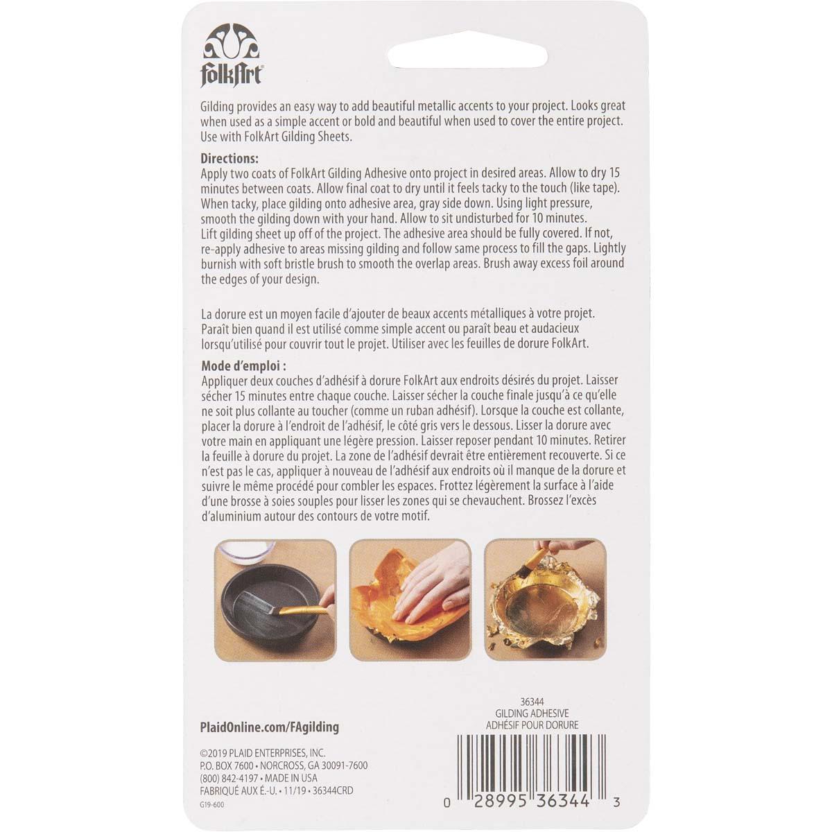 FolkArt ® Gilding Adhesive, 2 oz. - 36344