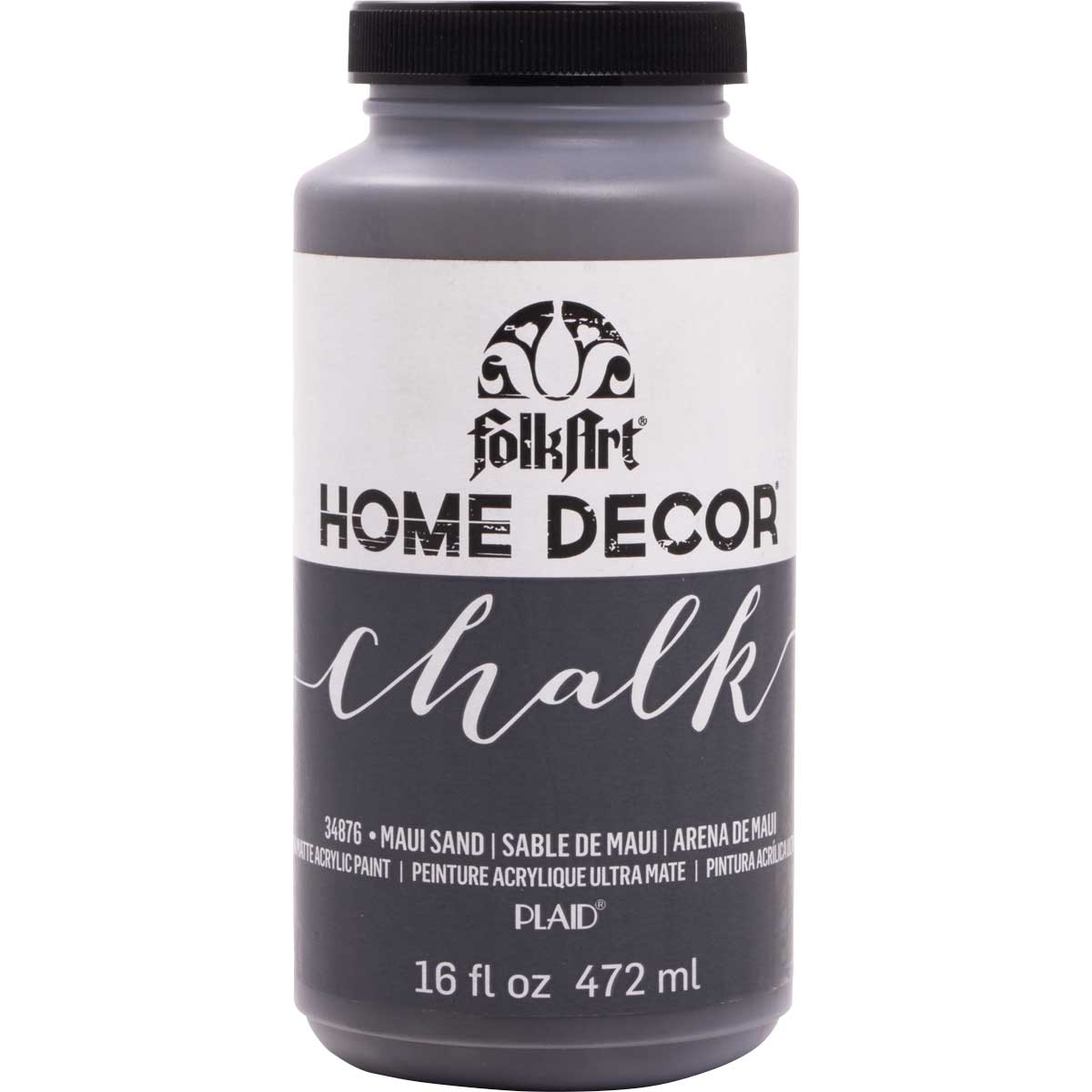 FolkArt ® Home Decor™ Chalk - Maui Sand, 16 oz.