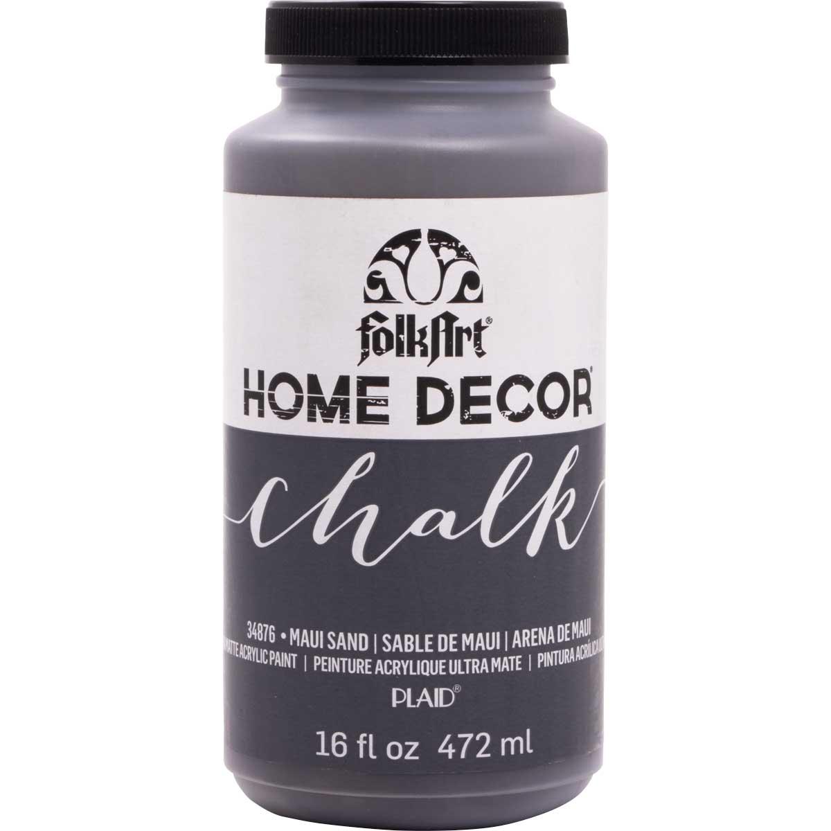FolkArt ® Home Decor™ Chalk - Maui Sand, 16 oz.