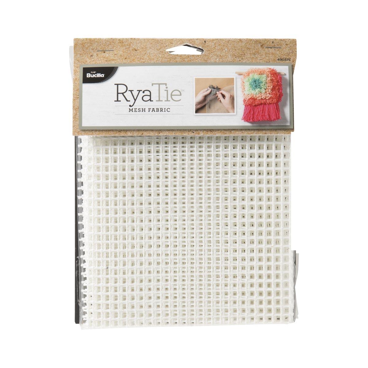 Bucilla ® RyaTie™ Mesh Fabric, 4 Ct.