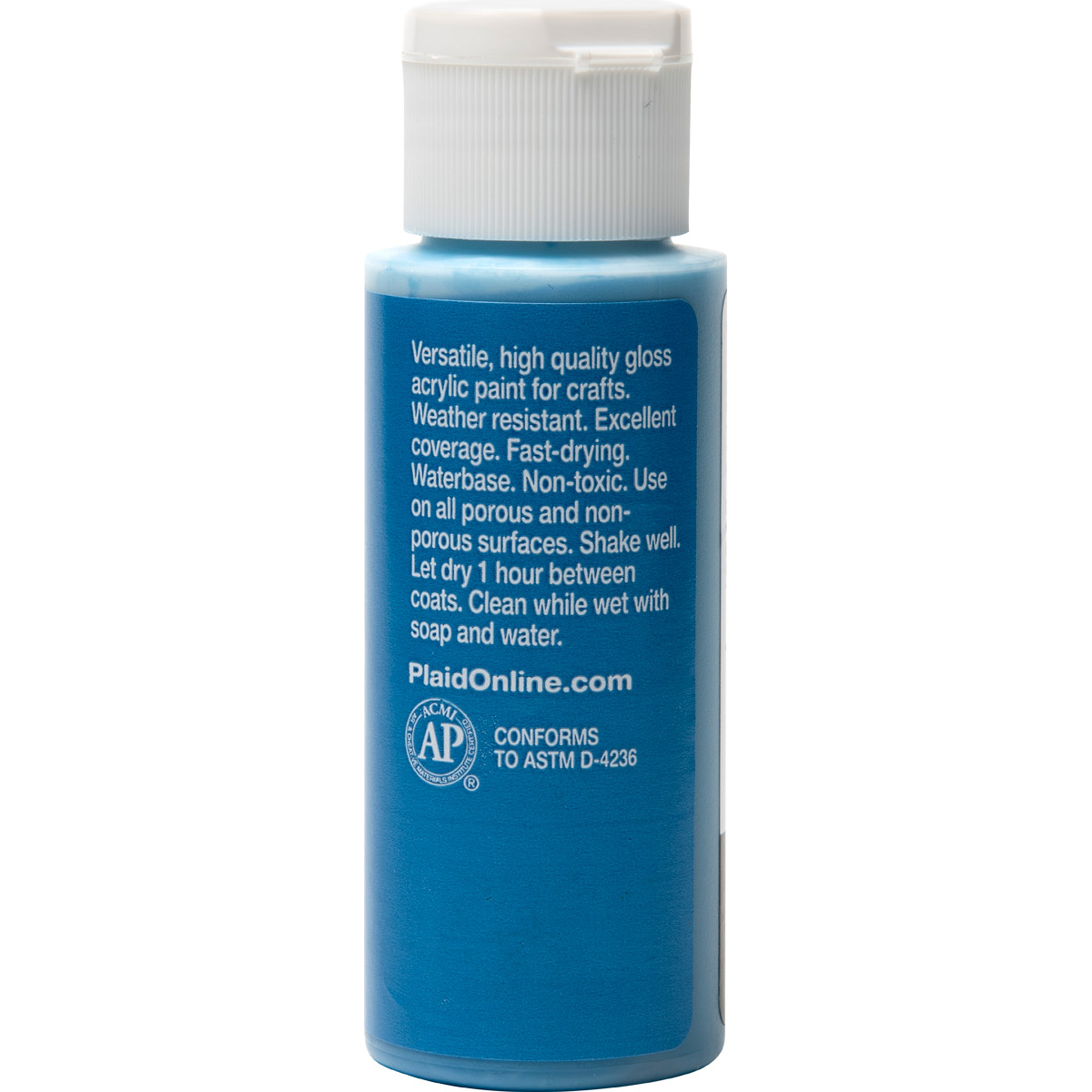 Apple Barrel ® Gloss™ - Moody Blue, 2 oz. - 20287E