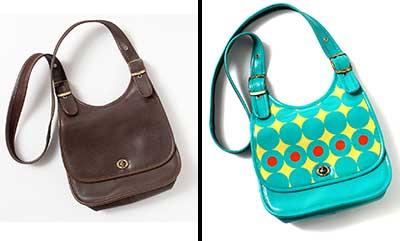 Leather Studio Mod Handbag