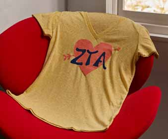 Greek Sorority T-Shirt